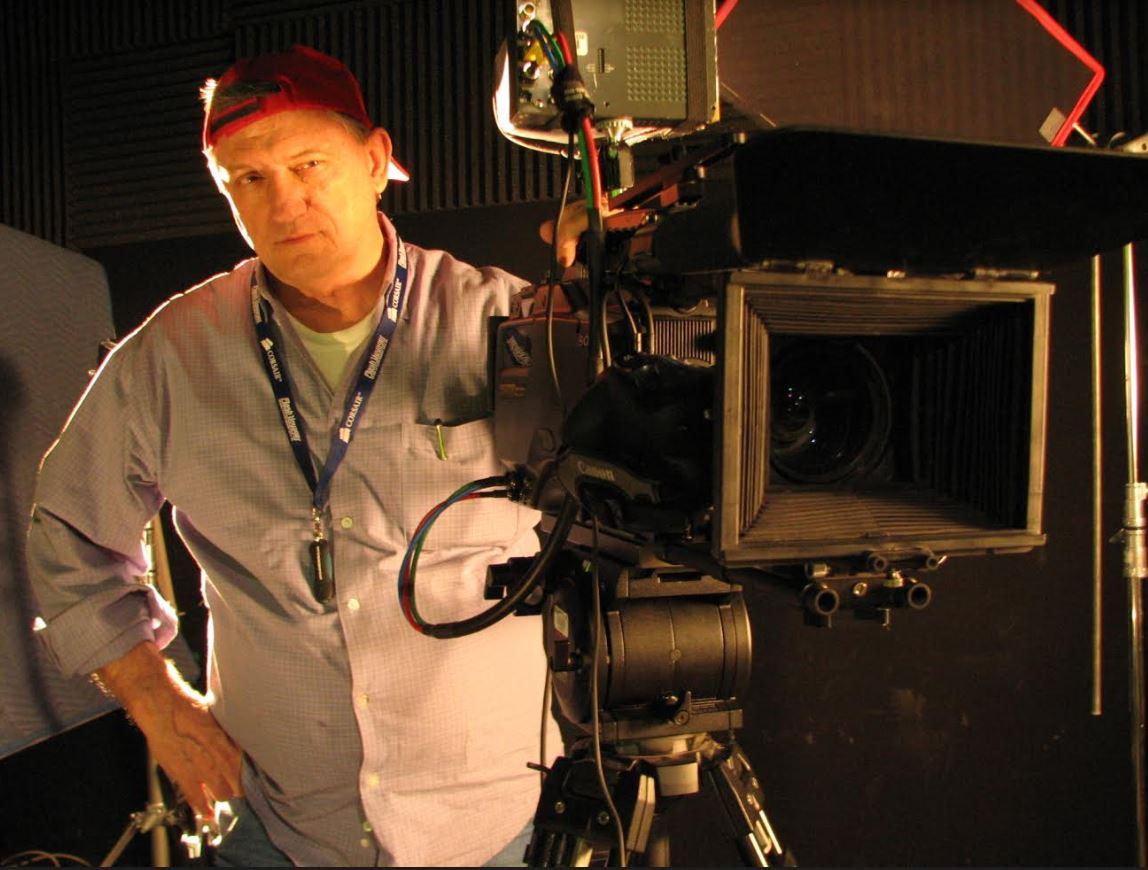 Multi-Media Professor Duncan Harvey